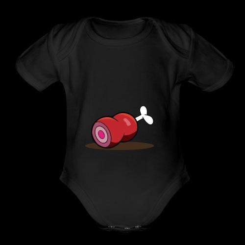 Alita de Posho - Organic Short Sleeve Baby Bodysuit