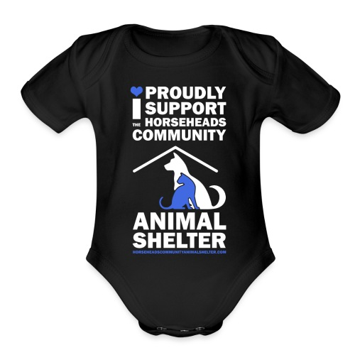 iSUPPORT - Organic Short Sleeve Baby Bodysuit