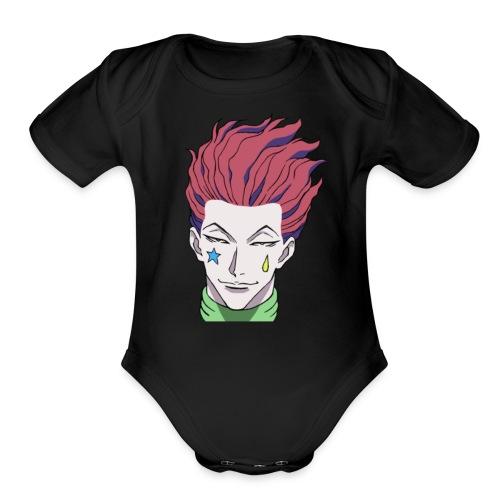 Hisoka - Hunter - Organic Short Sleeve Baby Bodysuit