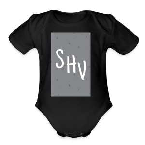 IMG 2133 - Short Sleeve Baby Bodysuit