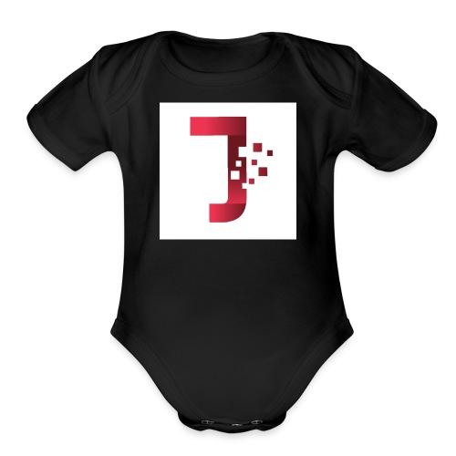 1500362963015 - Organic Short Sleeve Baby Bodysuit