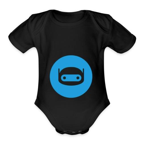 telegram-bot-platform - Organic Short Sleeve Baby Bodysuit