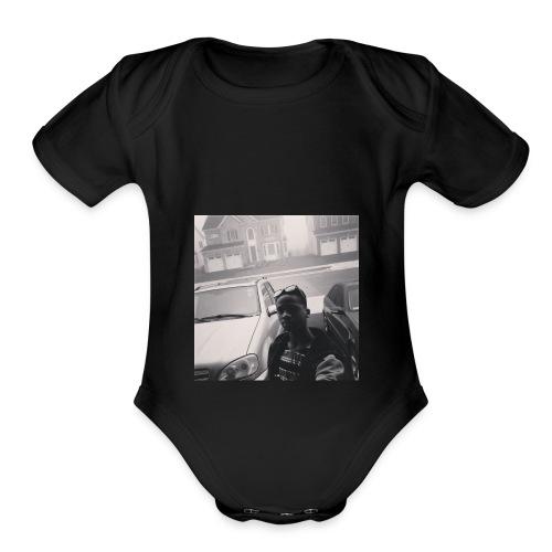 Photo Merchandise - Organic Short Sleeve Baby Bodysuit