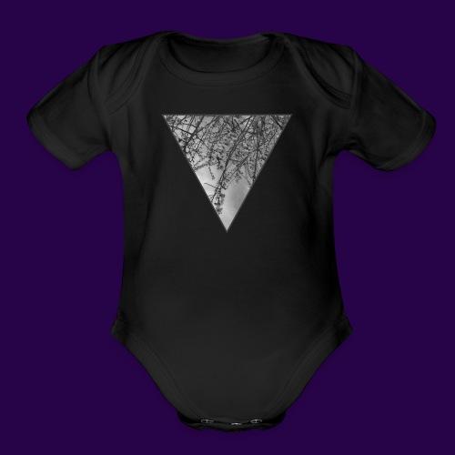 Hana - Organic Short Sleeve Baby Bodysuit