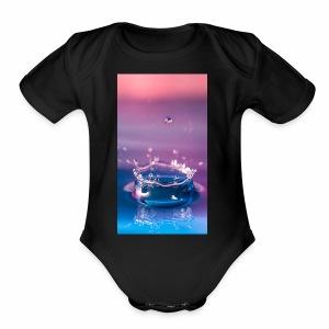 IMG 0811 - Short Sleeve Baby Bodysuit