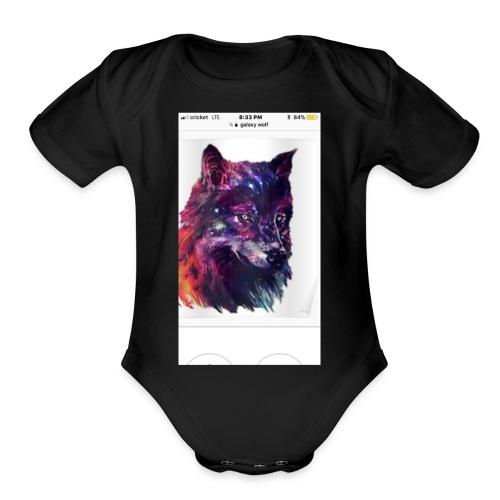 41561E09 3DE3 4614 9C48 4BCDC335DDC3 - Organic Short Sleeve Baby Bodysuit