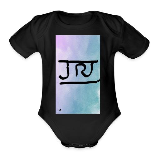 1523148611117 - Organic Short Sleeve Baby Bodysuit