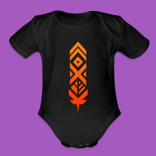 KXO T-Shirts & Sweaters - Organic Short Sleeve Baby Bodysuit