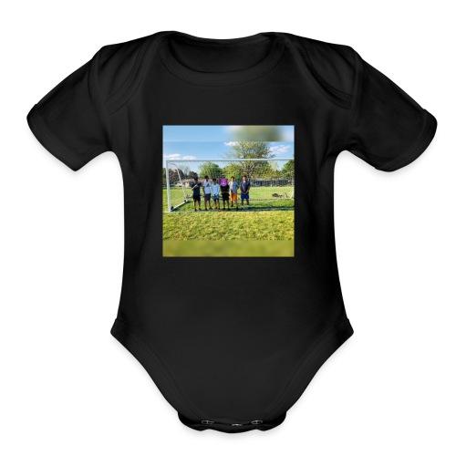 Gang - Organic Short Sleeve Baby Bodysuit