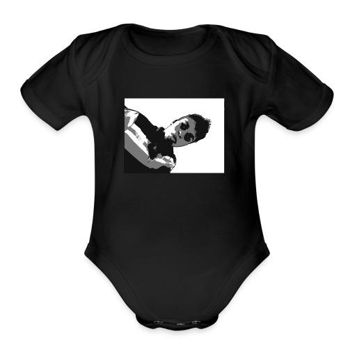 Favour clothing - Organic Short Sleeve Baby Bodysuit