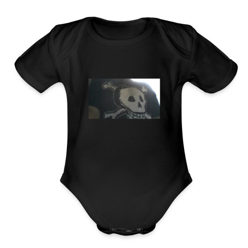WIN 20170707 20 00 17 Pro - Organic Short Sleeve Baby Bodysuit