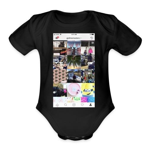 CC2F832C 195D 46F0 8D20 C21A2AA27793 - Organic Short Sleeve Baby Bodysuit