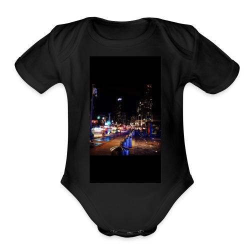 E6EEC888 8B59 42A8 9FBF 9C1DE598A66C - Organic Short Sleeve Baby Bodysuit