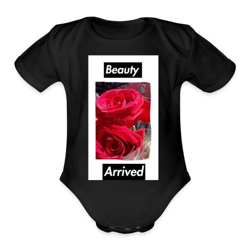 7CFBF201 DBD6 4746 9ECF 23EEA32E7043 - Organic Short Sleeve Baby Bodysuit