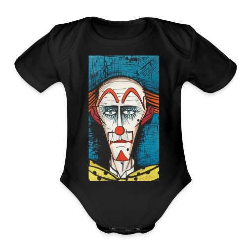JOKER - Organic Short Sleeve Baby Bodysuit