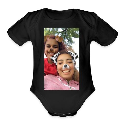 6 25 18 - Organic Short Sleeve Baby Bodysuit