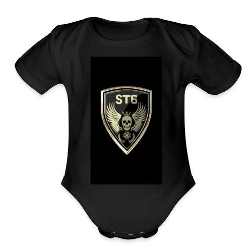 641575B1 604F 48FE 8238 32225132274E - Organic Short Sleeve Baby Bodysuit