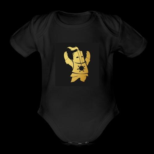 Lil Solaire - Organic Short Sleeve Baby Bodysuit