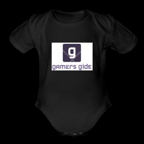6B8A98FA BD3F 426F 9951 2921F5D57771 - Organic Short Sleeve Baby Bodysuit
