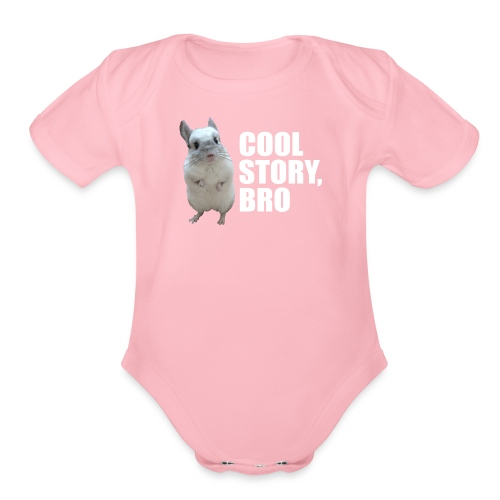 coolfix - Organic Short Sleeve Baby Bodysuit