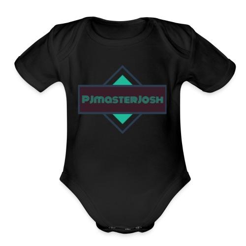 awseome - Organic Short Sleeve Baby Bodysuit