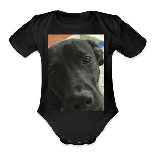 Lab - Short Sleeve Baby Bodysuit