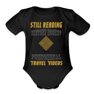Phenomenal Travel Videos - Praveen Mohan - Short Sleeve Baby Bodysuit