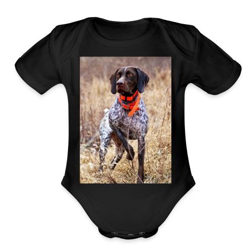 D3024372 7FF1 4164 AA5C 24A619692061 - Organic Short Sleeve Baby Bodysuit