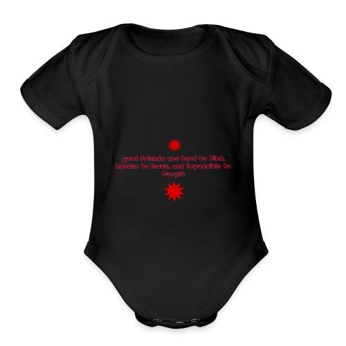 1528044216098 - Organic Short Sleeve Baby Bodysuit