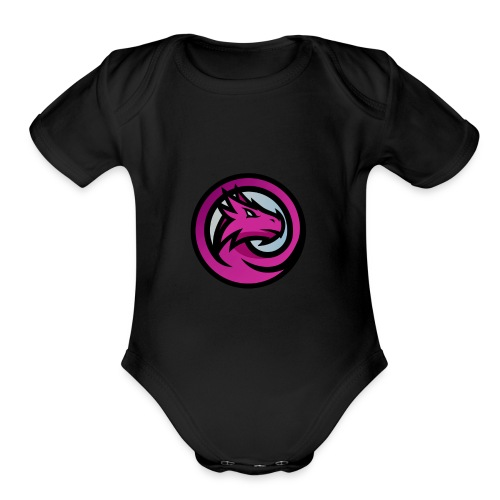Bevos Apparel for Breast Cancer Support - Organic Short Sleeve Baby Bodysuit
