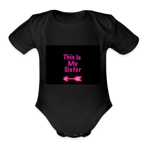babies and kids shirt etc. - Organic Short Sleeve Baby Bodysuit