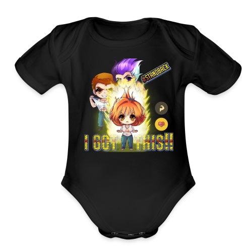 I GOT THIS - Organic Short Sleeve Baby Bodysuit