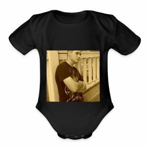 Vanhouteners Official Merch - Short Sleeve Baby Bodysuit
