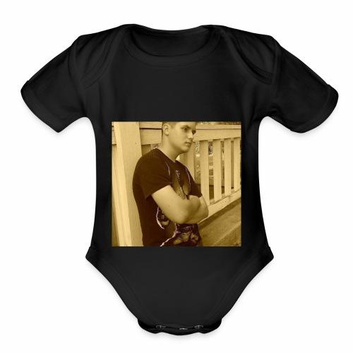 Vanhouteners Official Merch - Organic Short Sleeve Baby Bodysuit
