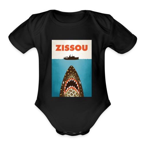 zissou - Organic Short Sleeve Baby Bodysuit