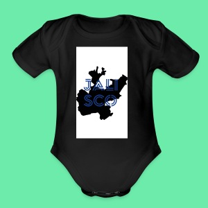 Jalisco - Short Sleeve Baby Bodysuit