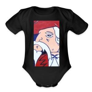 IMG 9012 - Short Sleeve Baby Bodysuit