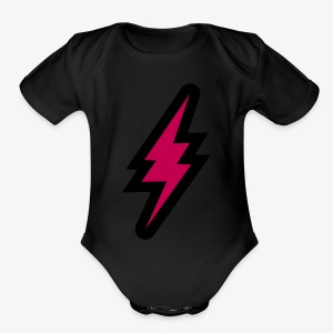 rayo - Short Sleeve Baby Bodysuit