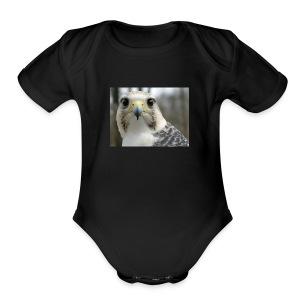 Fares - Short Sleeve Baby Bodysuit