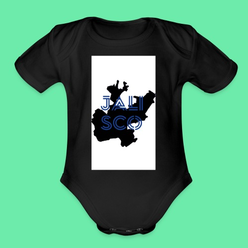 Jalisco - Organic Short Sleeve Baby Bodysuit
