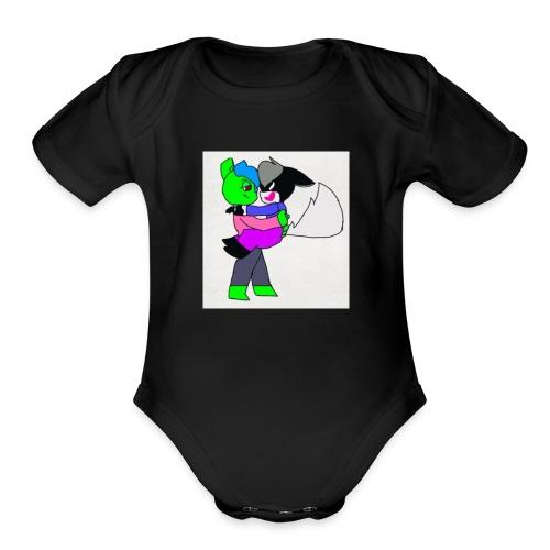 IMG 20180707 190546 - Organic Short Sleeve Baby Bodysuit