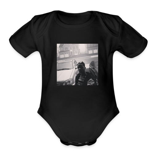 Photo Merchandise - Organic Short Sleeve Baby Bodysuit