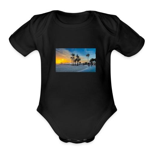 1527907650331 - Organic Short Sleeve Baby Bodysuit