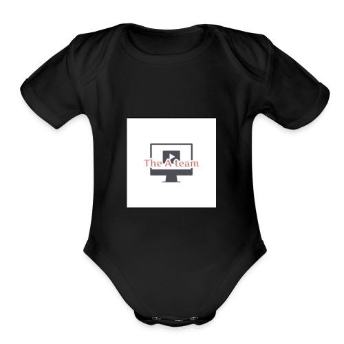 20171022 130340 - Organic Short Sleeve Baby Bodysuit