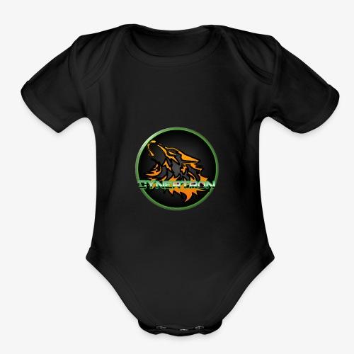 Wraith - Organic Short Sleeve Baby Bodysuit