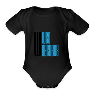 WSS Records - Short Sleeve Baby Bodysuit