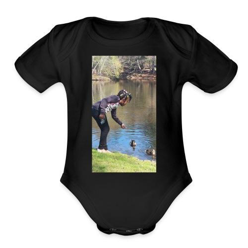 FB IMG 1451133503136 - Organic Short Sleeve Baby Bodysuit