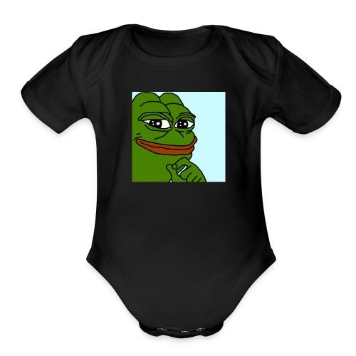 MasterWizardMerch - Organic Short Sleeve Baby Bodysuit