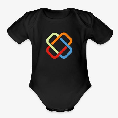 HPC ICON - Organic Short Sleeve Baby Bodysuit