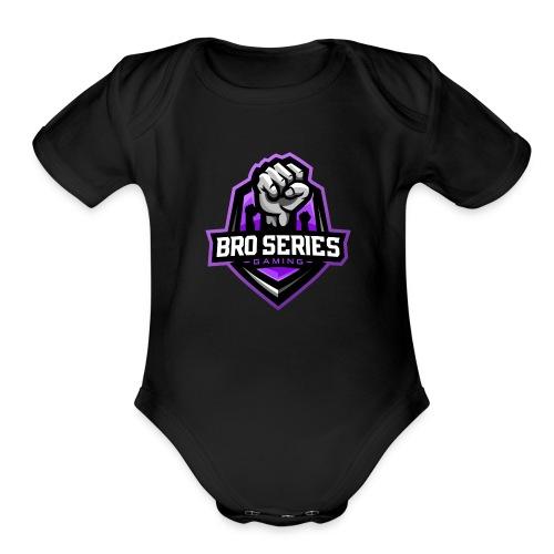 Original - Organic Short Sleeve Baby Bodysuit